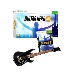 Guitar Hero Live Com Guitarra Xbox 360