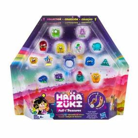 Hanazuki Mega Pack Colecionavel Com Anel Hasbro