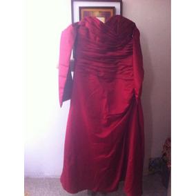 Vestido De Gala Fiesta Formal Talla Plus Nuevo