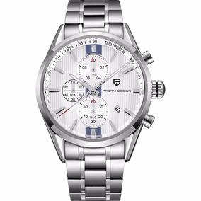 Pagani Design Sport Vip Calibre Seiko Reloj Hombre Diego Vez