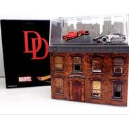 Hot Wheels Daredevil Car Vs Punisher Car Sdcc 2016 Exclusive
