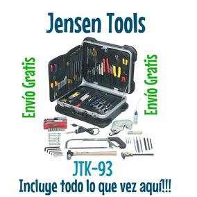 Maleta De Herramienta Jensen Tools Jtk93 Telecomunicaciones