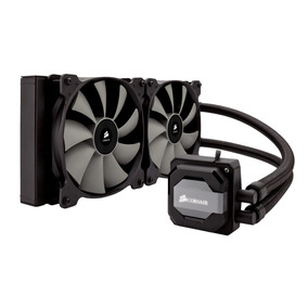 Water Cooler Corsair H110i Hydro Series Doble Ventilador