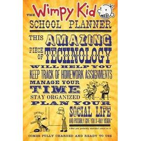 Coleccion de 8 libros the diary of a wimpy kid en mercado libre mxico the wimpy kid school planner diary of a wimpy kid solutioingenieria Images