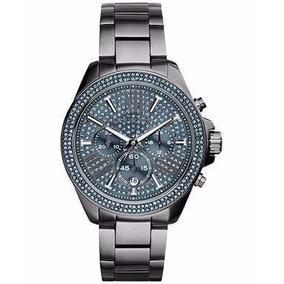 Relógio De Luxo Michael Kors Mk6097 Original Garantia Lindoo