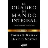 Libro: El Cuadro De Mando Integral. Kaplan. 2018. Valletta E