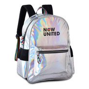 Mochila Costas Holografica Now United Nu3252 Original