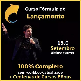 Erico Rocha - Fórmula De Lançamento 2018 100% Atualizado