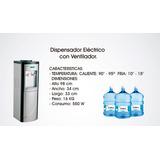 Dispensador Pedestal Agua Fria Y Caliente