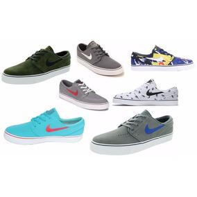 Nike Sb Zoom Stefan Janoski Cnvs Zapatillas Skate 615957-414