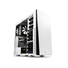Gabinete Gaming Nzxt H230 White Silent + Dvdwriter De Regalo