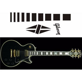 Inlays Stickers Adhesivos Para Guitarras Y Bajos