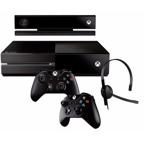 Xbox One 1tb 2 Controles 2 Kit Bateria Kinect Dance Central