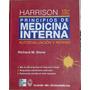 Libro Principios De Medicina Interna Harrison 15a Edicion