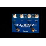Oferta Diciembre! Full-drive2 Mosfet Pedal Efecto Guitarra