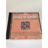 Cd Música De Cinema Revista Caras Volume 3 - Original