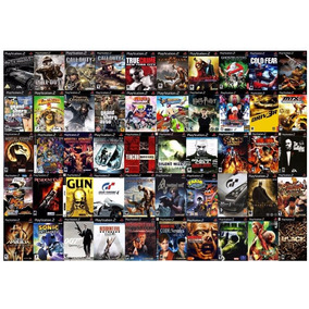10 Jogos Patches A Sua Escolha Playstation 2 Ps2 Promoção