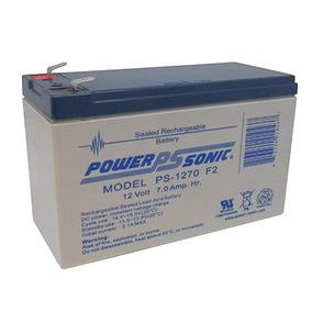 Bateria Recargable 12v 7 Amperes Marca Power Sonic