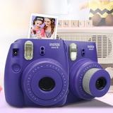 Fujifilm Instax Mini 8 Camara Instantanea Morada