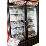 Congelador Torrey Cv 32 Puerta De Vidrio Exhibición