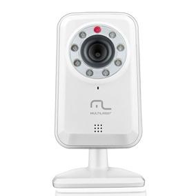 Câmera Ip Wireless Plug And Play Multilaser Re007