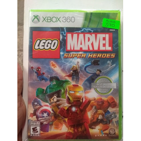 Lego Marvel Super Heroes Xbox 360 D3 Gamers