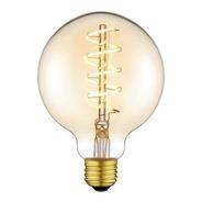 Lampara Filamento Led 5w Globo Flexible Golden G95 Dimerizable Gatantia