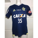 Camisa De Treino Original Exclusiva Jogador Do Flamengo 2017