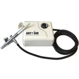 Art Of Air Compressor And Airbrush Combo For Professional Ai