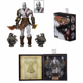 Figure God Of War 3 Ultimate Kratos - Neca Pronta Entrega!