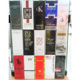 Kit 12 Perfumes Importados Contratípo Alta Fixação