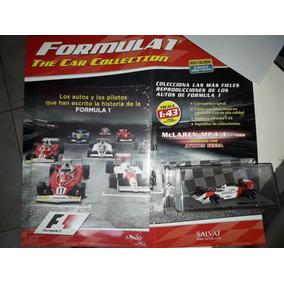 Colección F1 Salvat Mclaren Mp4/4 - 1988 - Ayrton Senna