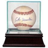 Athlon Ctbl-g19091 Ab Chandler Firmó El Béisbol Oficial De L