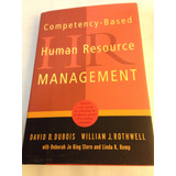 Libro Competency Based Human Resource Management 18l