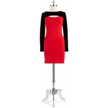 Vestido Red Black Guess