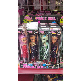 Boneca Monster High Magic Girl Sera Enviada Conforme Estoque
