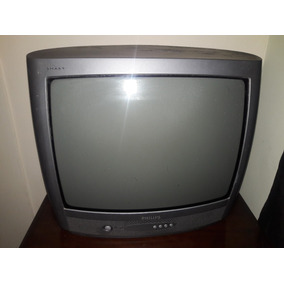 Televisor De 21 Marca Phillips Smart En Buen Estado