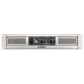 Qsc Gx7 Amplificador Estéreo De 1000 Watts