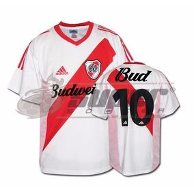 Nuevo Jersey River Plate 2002 Alessandro adidas Super-soccer