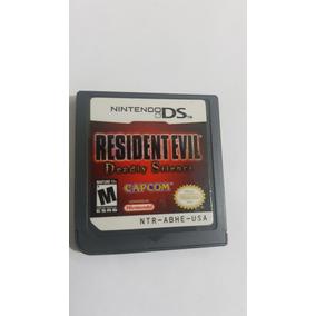 Resident Evil Deadly Silence Ds