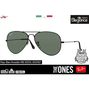 7d9ba26e14f66 Ray Ban Aviador Preto 62 Polarizada - Óculos De Sol no Mercado Livre ...