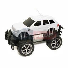 Carro Carrinho Controle Remoto Camionete / Jeep Recarregável