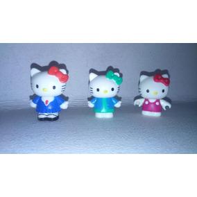 Figuras Mini De Hello Kitty