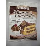 Mousse Chocolate Ledevit Reposteria Tortas Postres Pasteleri