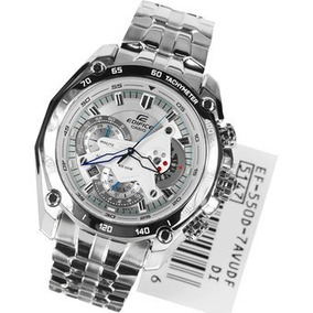 91ace211e4b Relogio Casio Edifice 550d Original - Relógios no Mercado Livre Brasil