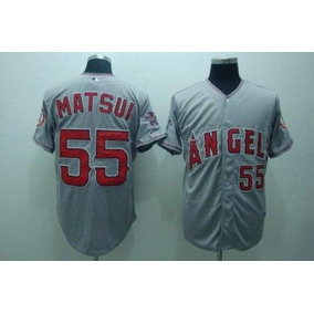 Franela Mlb Angels Anaheim, Majestic, Talla: 52 Xl Original