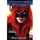 Livro Batwoman Volume 1 Universo Dc Renascimento