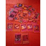 Coleccion De 80 Cartas Yugi Oh Imitacion ( No Originales )