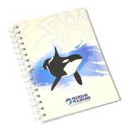 Cuaderno Orca A4 Mundo Marino