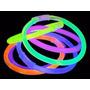 Pulseras De Neon Tubo X 50 Unidades